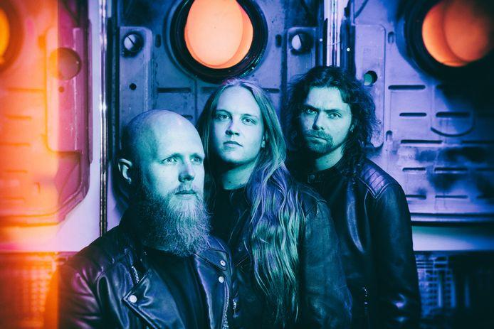 Cryptosis brengt het nog titelloze debuutalbum wereldwijd uit via Century Media Records.