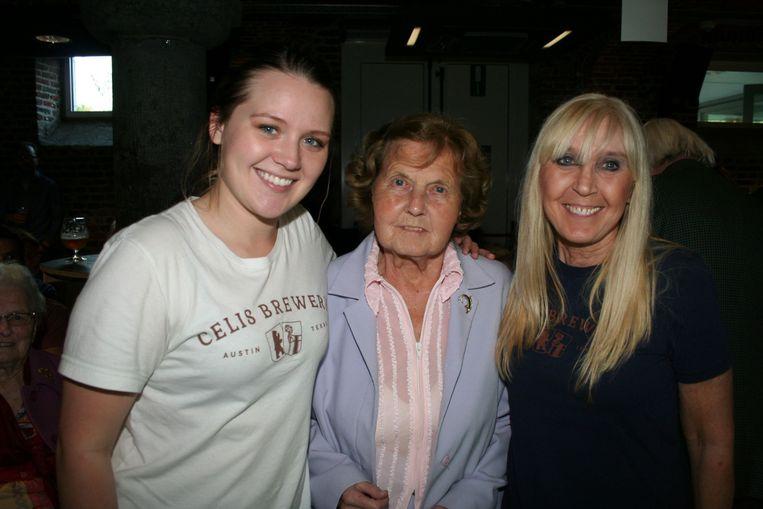 Daytona, Juliette en Christine, drie generaties Celis.
