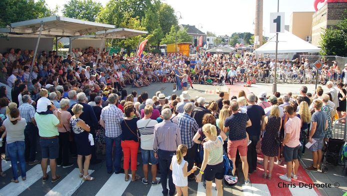 Geen Brouwsels op Straat dit jaar en ook Eke Verlicht! gaat niet door.