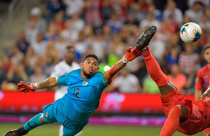 De Verenigde Staten versloeg Panama in de kwalificatieronde.