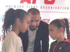 Kickbokstalent Amira Tahri strijdt in Antwerpen opnieuw voor wereldtitel