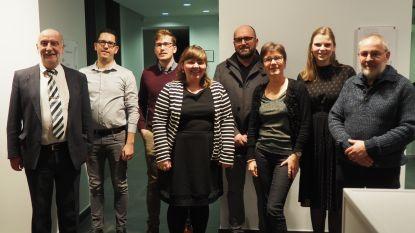 Acht nieuwe gezichten in gemeenteraad Wichelen