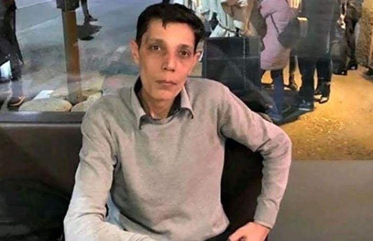 Mazen al Hummada in 2019. Beeld