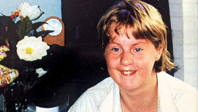 De 20-jarige Daniëlla van Bergen.