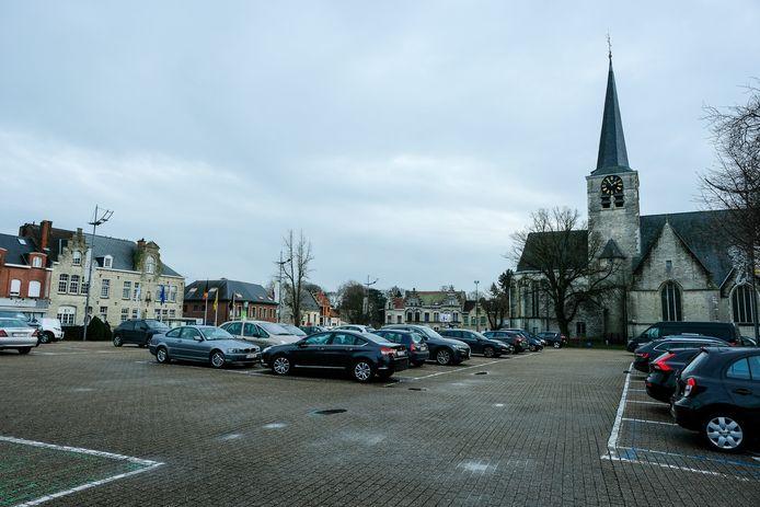 Vandaag moet er nog bovengronds geparkeerd worden op het Kerkplein in Zaventem. Gaat de parking in de toekomst onder de grond?