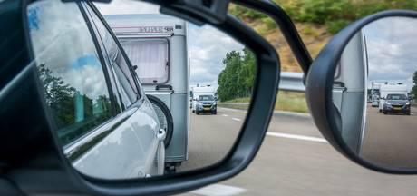 Caravans gestolen in Wezep