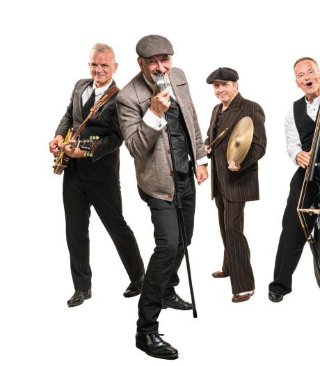 Nieuwe band uit Roosendaal, Halsteren en Wouw: Jump Jive & Joy