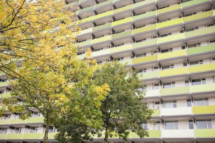 De keukens in de Bredase Moerwijkzicht-flat zijn al gasvrij gemaakt.