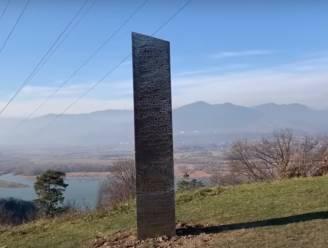 Na Utah duikt ook in Roemenië een monoliet op