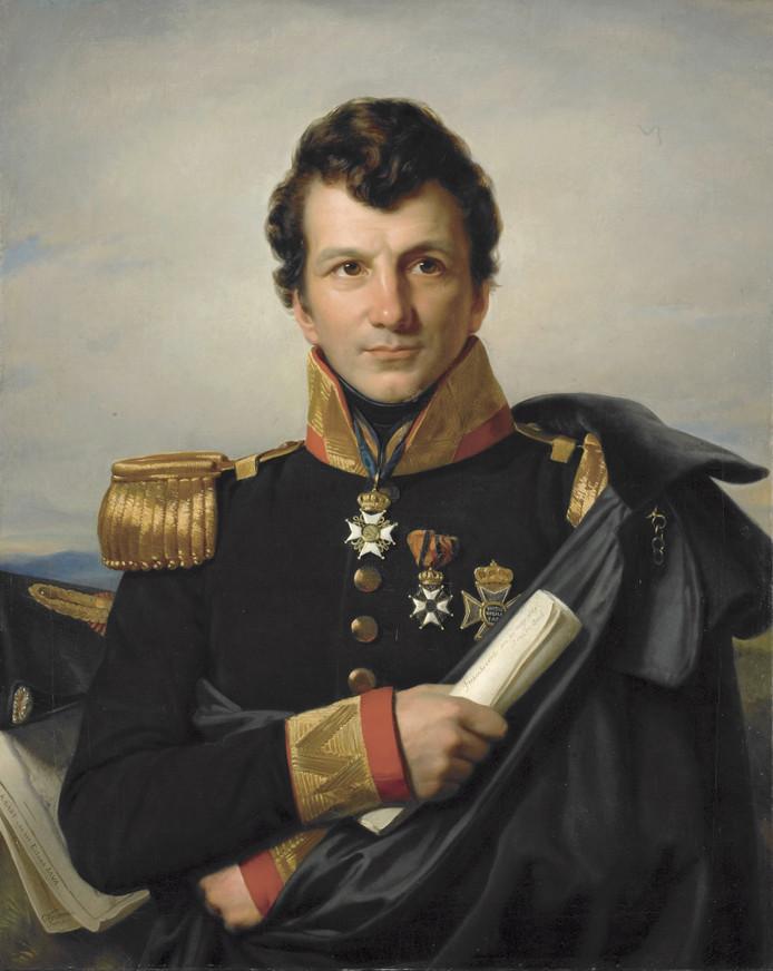 Admiraal Johannes van den Bosch, stichter van de Maatschappij van Weldadigheid.