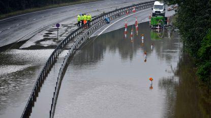 Zware regen teistert Engeland
