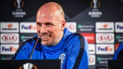 """Clement en Genk zijn uit op revanche tegen Sarpsborg: """"Spelen voor een draw past niet in onze filosofie. We willen winnen"""""""
