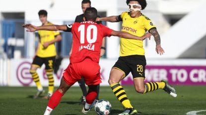 0-0 tegen Dortmund