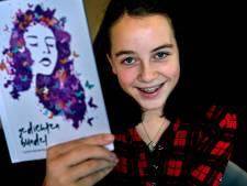 School geeft dichtbundel uit van 13-jarige Lucie uit Dordrecht
