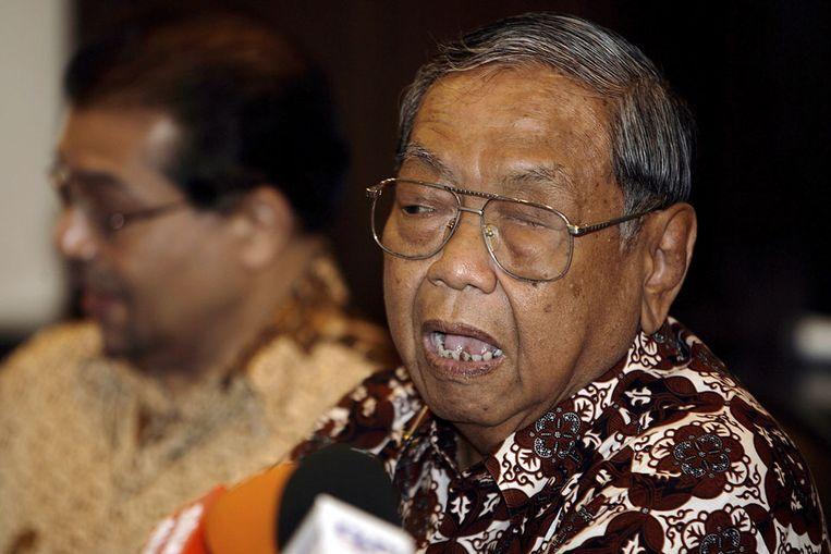 Abdurrahman Wahid (EPA) Beeld