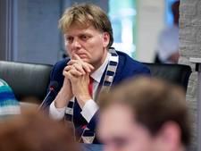 Hamming maakt kennis met politici bij Verkadefabriek 'van Zaanstad'
