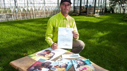 Vader ontvoerde Rubi (5) trekt naar VN-bijeenkomst in New York