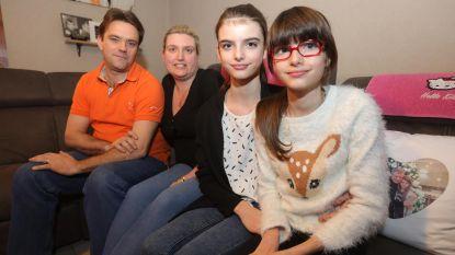 """Familie Carpentier uit Koksijde houdt benefietconcert voor mugheli: """"Artsen danken voor goede zorg  voor ons dochtertje"""""""