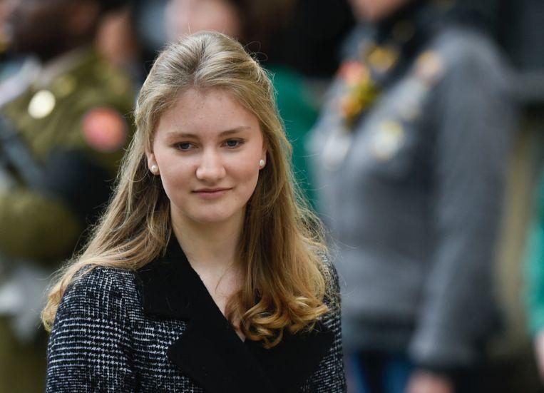 Kroonprinses Elisabeth viert vandaag haar 18e verjaardag.