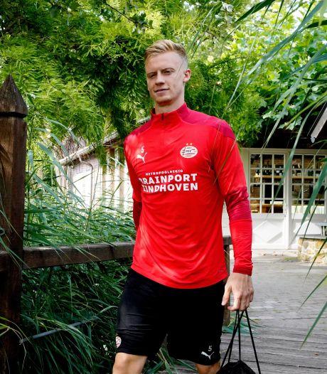 Timo Baumgartl is weer gelukkig en gretig bij PSV: 'Het rouleren in het team was onbegrijpelijk'