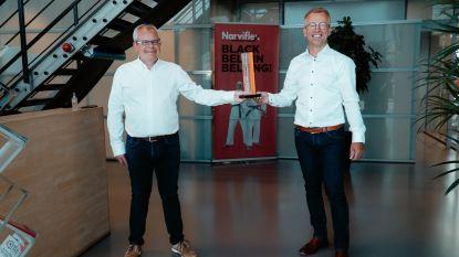 Narviflex wint Voka Lokaal-award Kempen Zuid en dingt mee naar Prijs Ondernemen 2020
