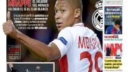Als we Marca mogen geloven, heeft wonderkind Mbappé zijn volgende bestemming gekozen