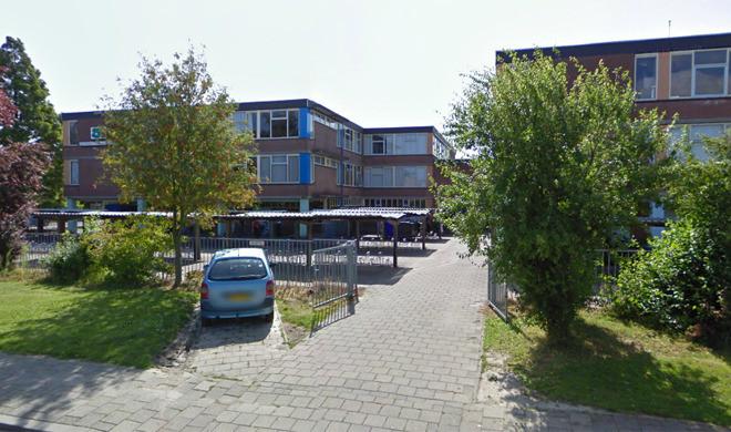 Het Zeldenrust-Steelantcollege.