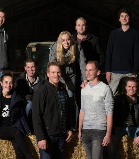 Agrarisch Jongeren Dalfsen combineren al 40 jaar gezelligheid met informatie