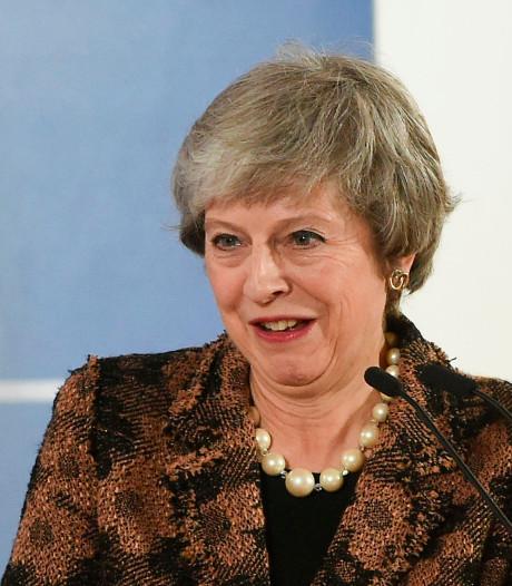 May: geen nieuw referendum brexit