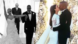 Een trouwfeest van een paar miljoen euro? Deze sterren draaiden er hun hand niet voor om!
