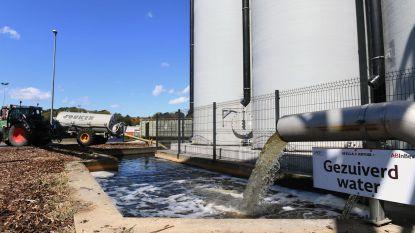 AB InBev trakteert landbouwers op gratis gezuiverd afvalwater