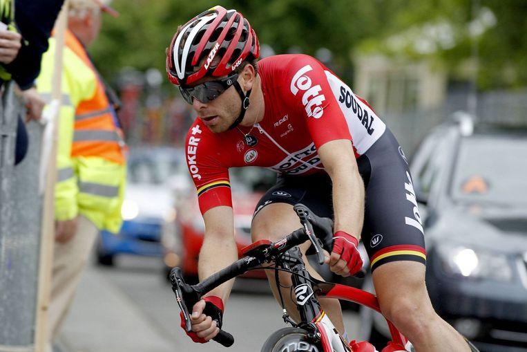 De snelle benen van Kris Boeckmans kunnen ook op Franse wegen een troef zijn.