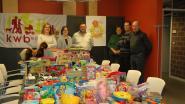 Nog nooit zoveel speelgoed opgehaald tijdens 'Ieder kind een Sint'