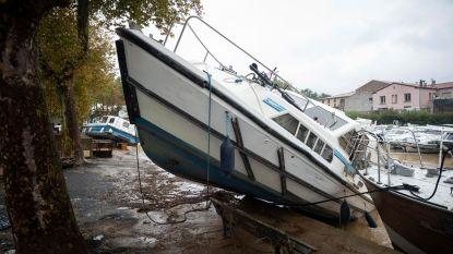 200 miljoen euro schade door watersnood in Zuid-Frankrijk