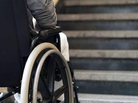 CKC nog steeds moeilijk bereikbaar voor gehandicapten