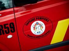 Plan d'urgence enclenché pour un incendie à Molenbeek