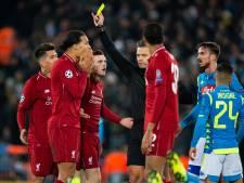Liverpool twee keer zonder Van Dijk en twee keer onderuit