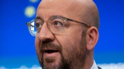 """Kritiek op beleid van 'onzichtbare' Europees president Charles Michel zwelt aan: """"Het is nú of nooit"""""""