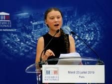 """Greta Thunberg à l'Assemblée nationale française: """"C'est comme si vous ne saviez même pas que ces chiffres existent"""""""