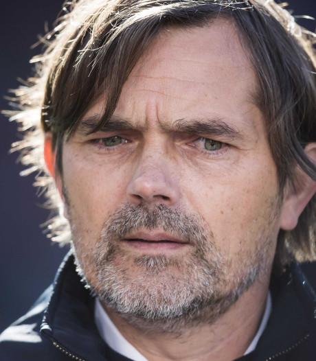 Cocu trots op zijn ploeg: Feyenoord werd nerveus van ons