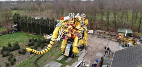 Kleppers & Co uit Boemeldonck stelen in laatste bouwjaar de show met hun muzikale olifant