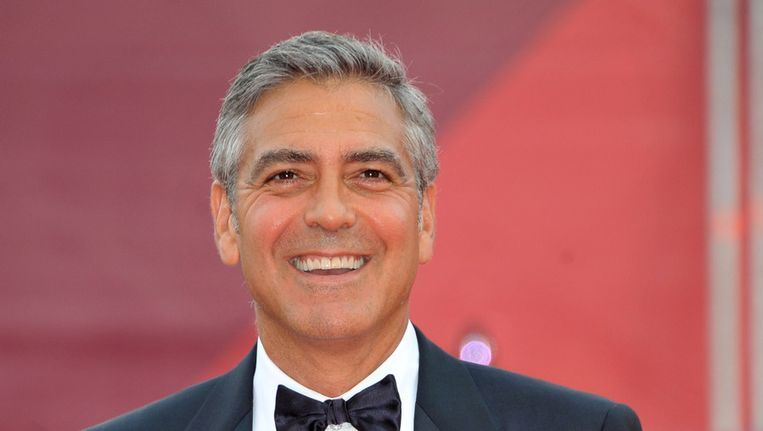 George Clooney Beeld bruno