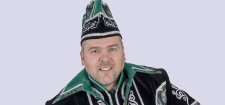 Pieter Michielsen is nieuwe prins carnaval in Udenhout, Raad van Elf weer compleet