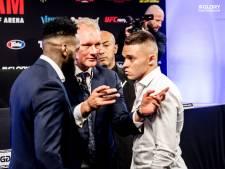 Bossche kickbokser Mohammed Jaraya over clash met Groenhart: 'Hij is te oud voor deze onzin'