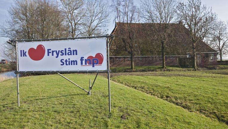 De Fryske Nasjonale Partij Beeld null