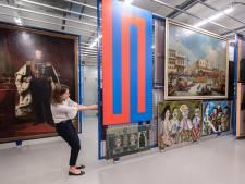 Depot met fenomenale collectie van 65.000 kunstobjecten