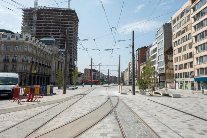 Vanaf 8 december rijdt er opnieuw een tram over de Italiëlei