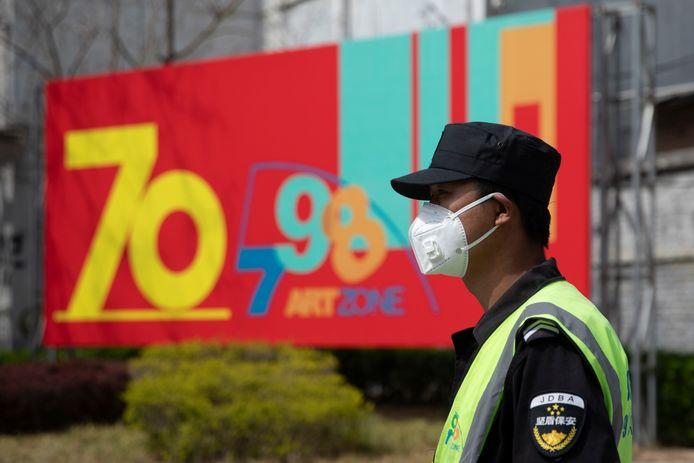 """""""Les chiffres qui étaient annoncés par la Chine au départ ne faisaient pas peur et plein de gens se demandaient à l'époque pourquoi on en faisait autant"""" / Photo prétexte"""