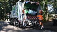 Slimme camera op vuilniswagens