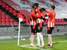 PSV slaagt cum laude voor cursus 'haal maximaal resultaat uit gewenst minimalisme'